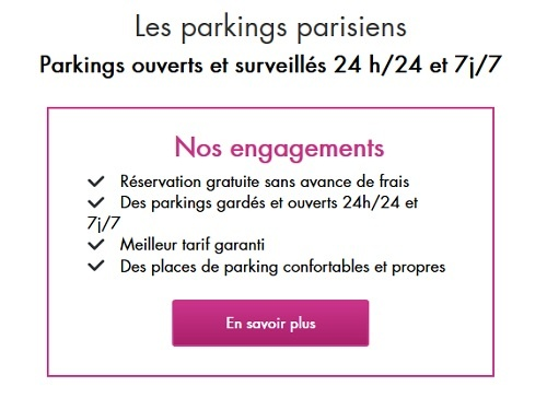 parking paris 19eme