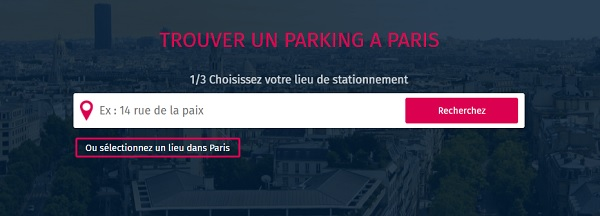 parking paris 6