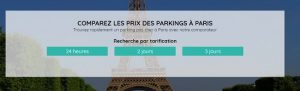 parking Gare Saint Lazare