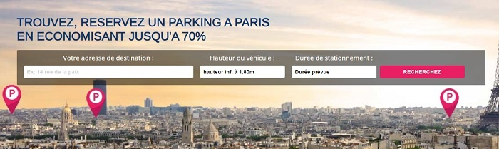 abonnement parking paris